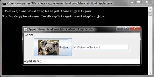 Add Image to Button GUI Java