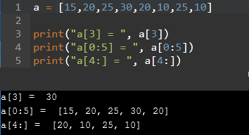 Sequence Data Type